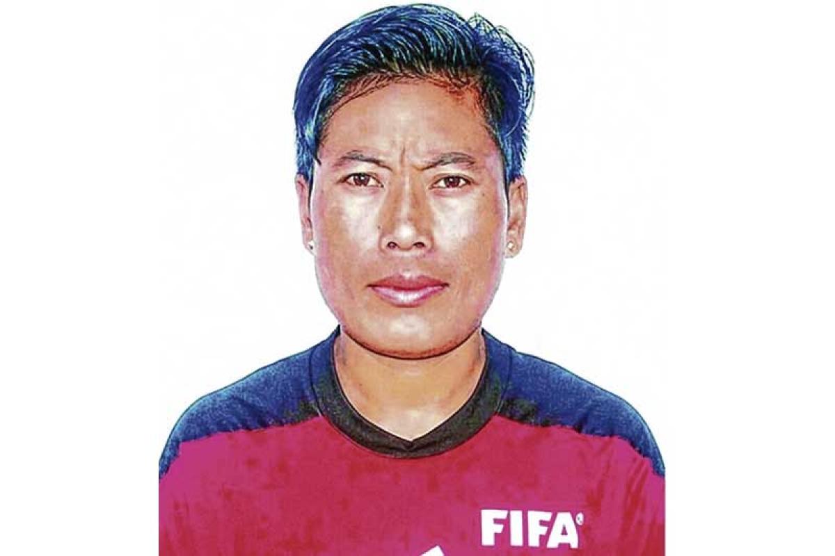 FIFA honour for Manipur's Ranjita Devi