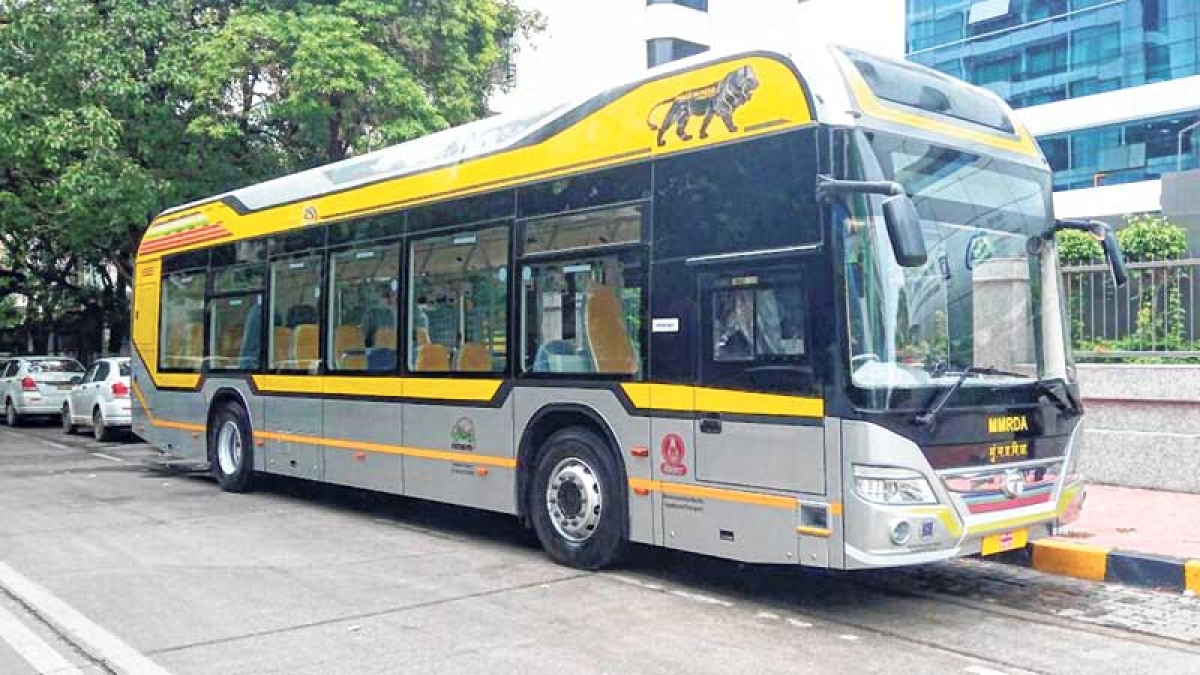 Mumbai: Contract staff on strike, blame game puts brakes on bus services