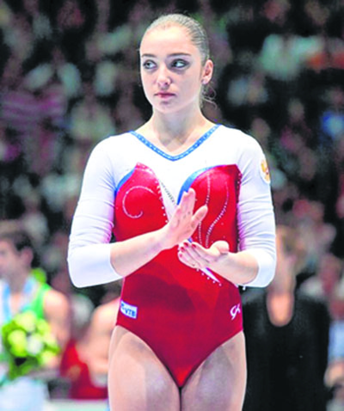 Aliya Mustafina, Deepa's source of inspiration