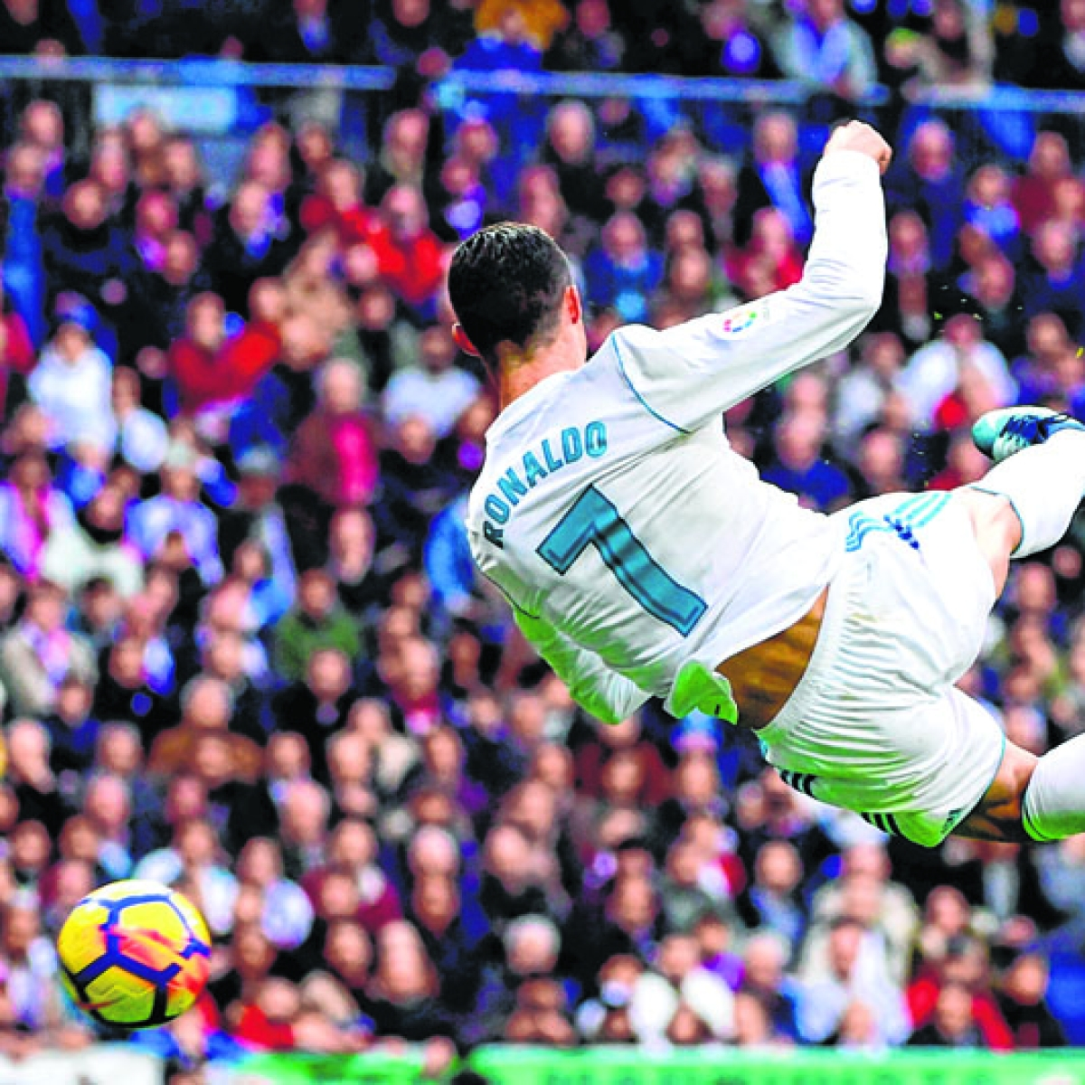 I don't play for records: Cristiano Ronaldo on 700th goal