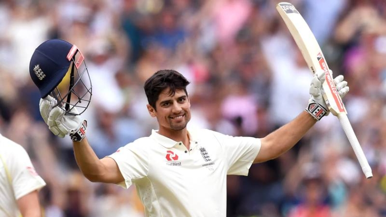 Ashes 2017-18: Alastair Cook's record double ton puts