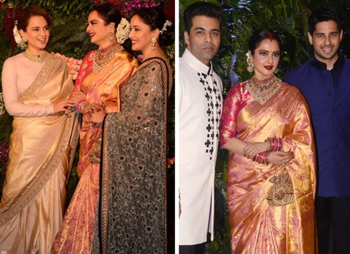 Anushka Sharma – Virat Kohli wedding reception: The awkward moments