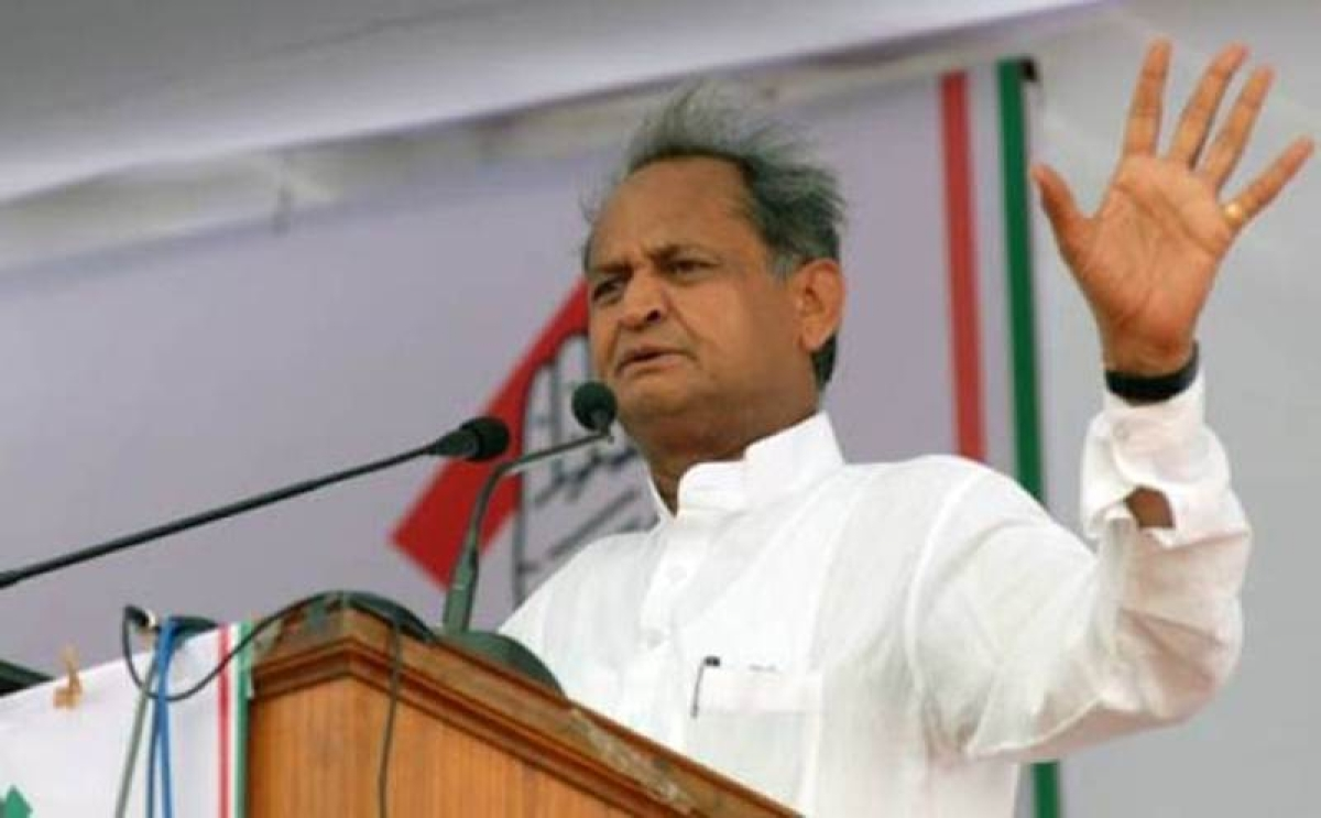 Gujarat polls results are morale booster for Congress: Ashok Gehlot