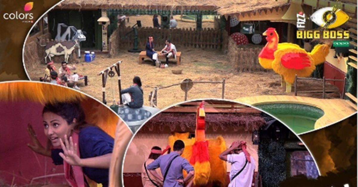 Bigg Boss 11 Day 79 action: Hina Khan, Vikas Gupta fight over golden egg, Arshi blasts betrayers Priyank and Luv