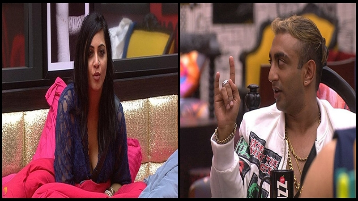 Bigg Boss 11: Arshi Khan fights with Akash Dadlani and Shilpa Shinde; Day 64 fight