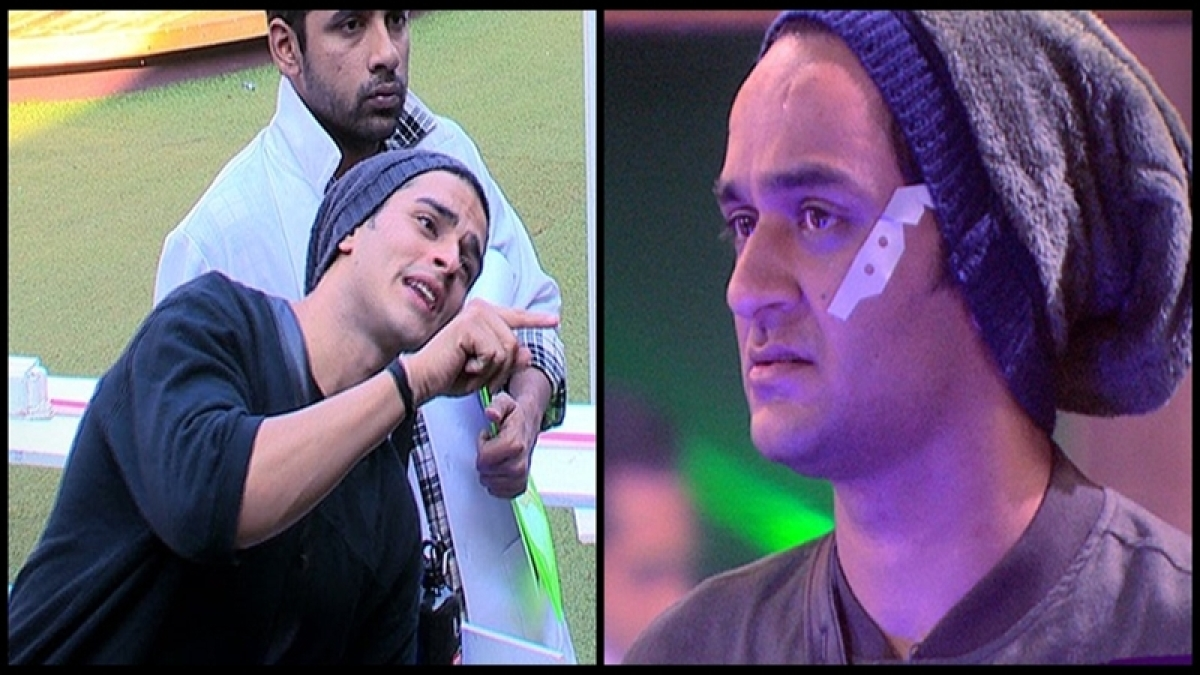 Bigg Boss 11: Priyank Sharma lashes out at Vikas Gupta for commenting on his relationship with Divya Agarwal; Day 73 action
