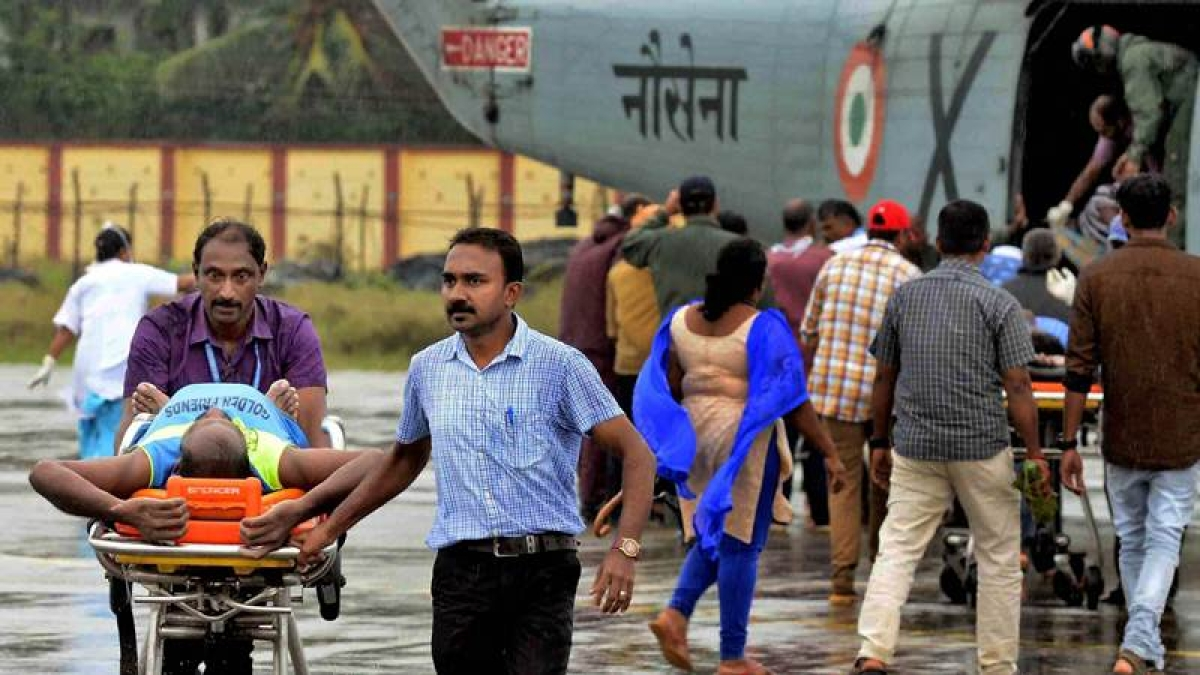 Cyclone Ockhi intensifies, 102 Kerala fishermen yet to return home