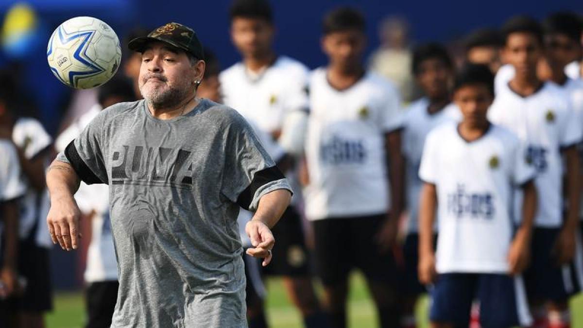 Naples mayor urges Napoli to rename San Paolo stadium after legend Diego Maradona