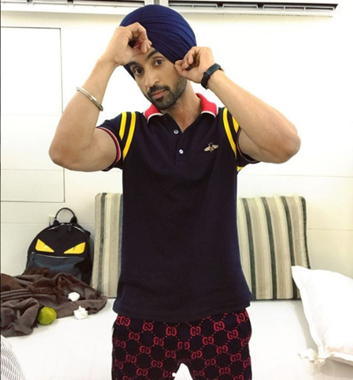Diljit Dosanjh is all set to treat the audience with a song in his upcoming film Soorma