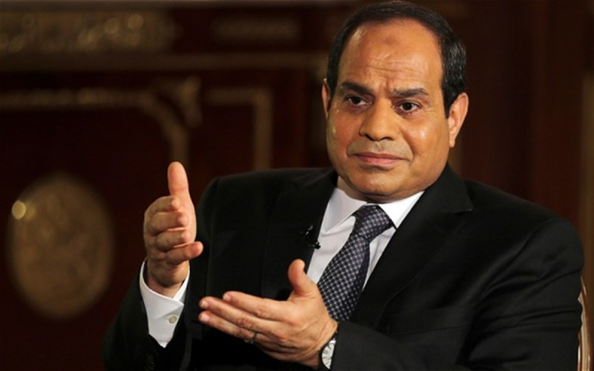 Voting underway for Egypt's presidential election