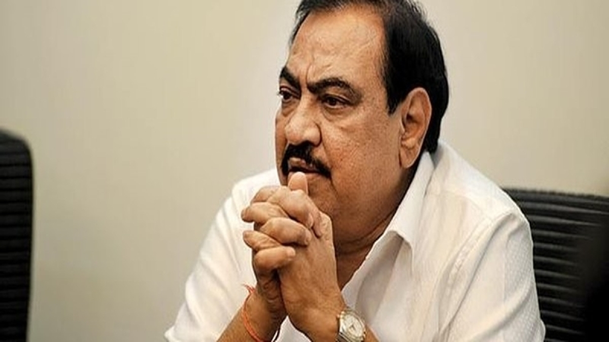 Pune MIDC land deal: Maharashtra ACB submits report, Eknath Khadse confident of coming out clean