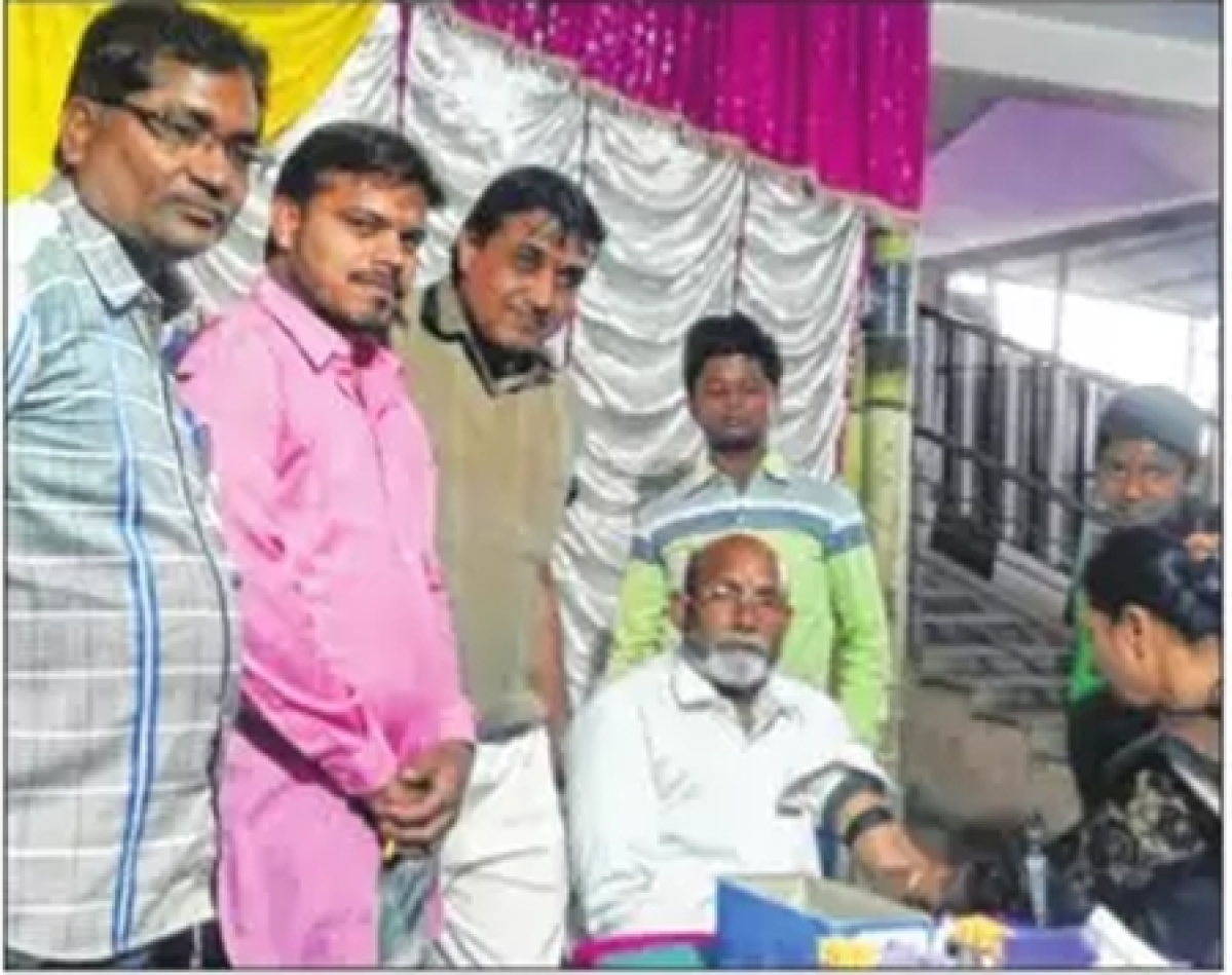 Ujjain: Free health camp draws wide response