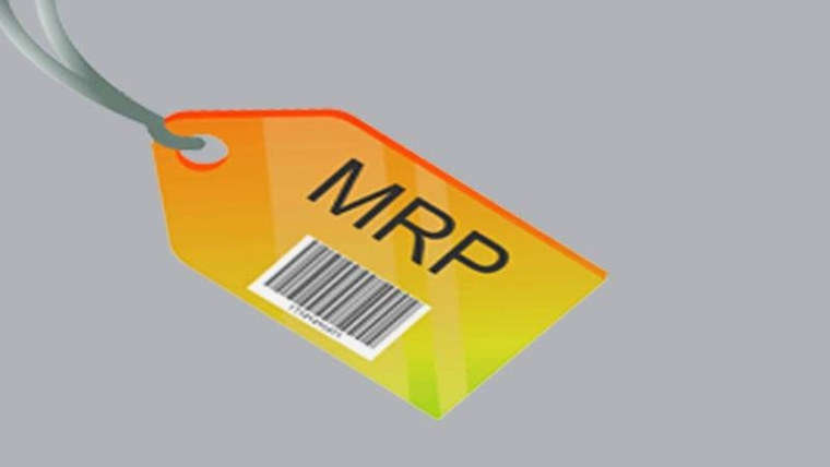 GST: Govt allows companies to paste MRP stickers till March