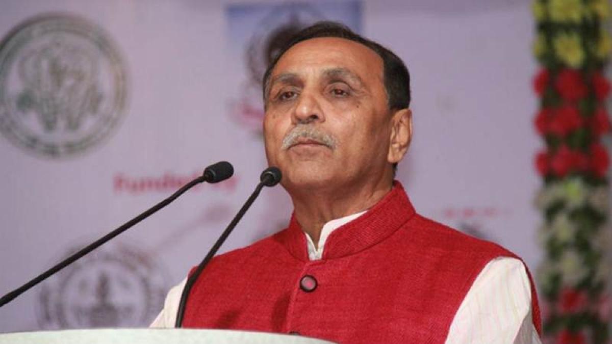 Looking at all legal angles to change Ahmedabad's name, says CM Vijay Rupani