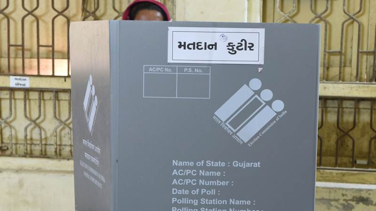 Gujarat Election 2nd Phase updates: 39% voting till 12 pm