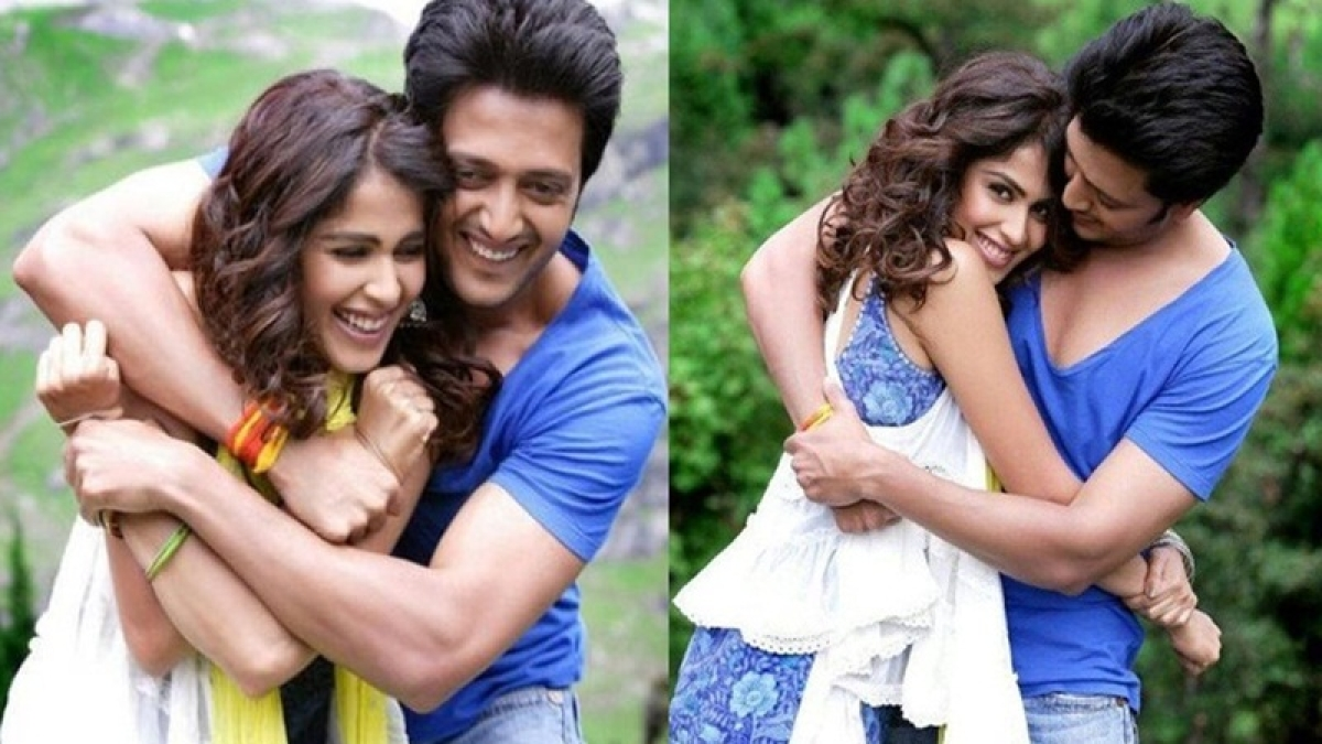 Birthday Special: Riteish Deshmukh and Genelia's lovely relationship captured in pictures