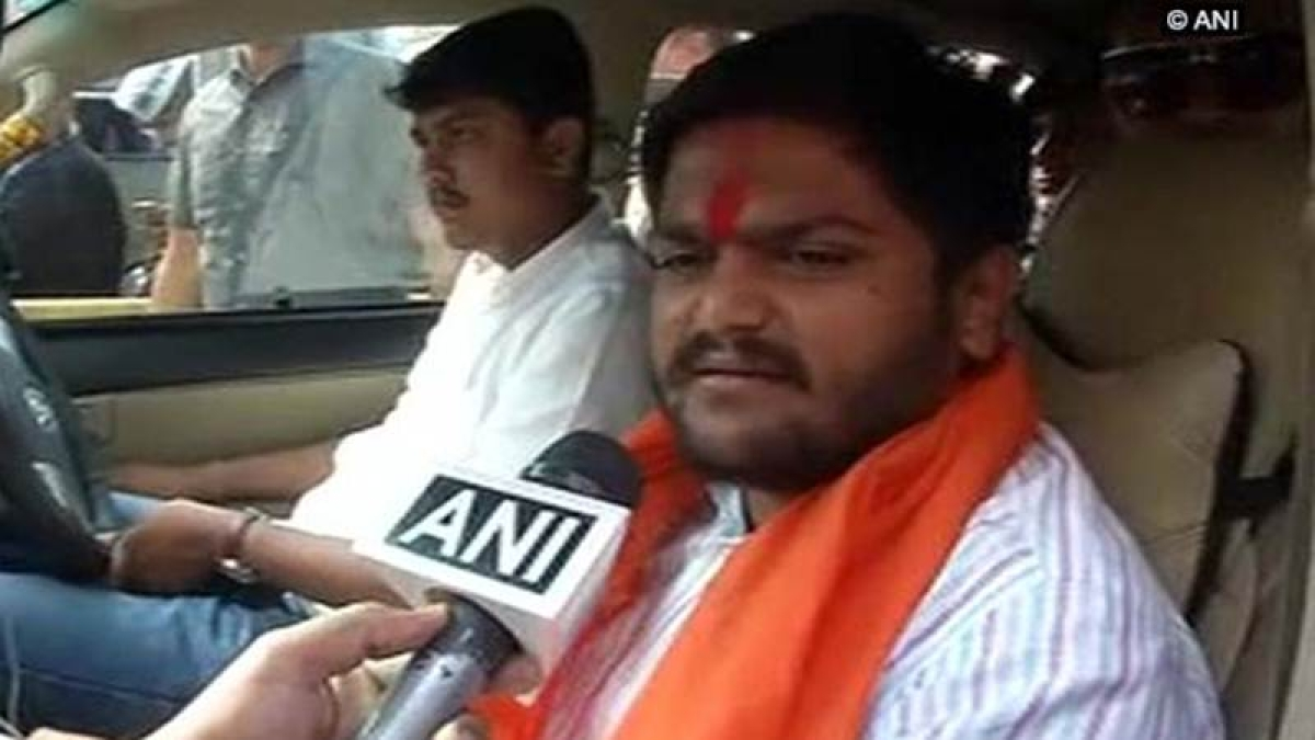 Gujarat: Nitin Patel unhappy with portfolios, Hardik Patel ask him to join Congress