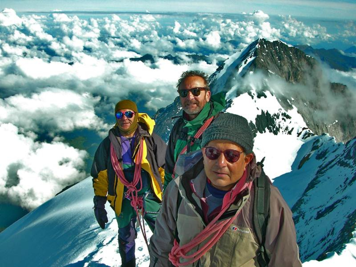 The mountains have made me realise my dream: Mountaineer Harish Kapadia