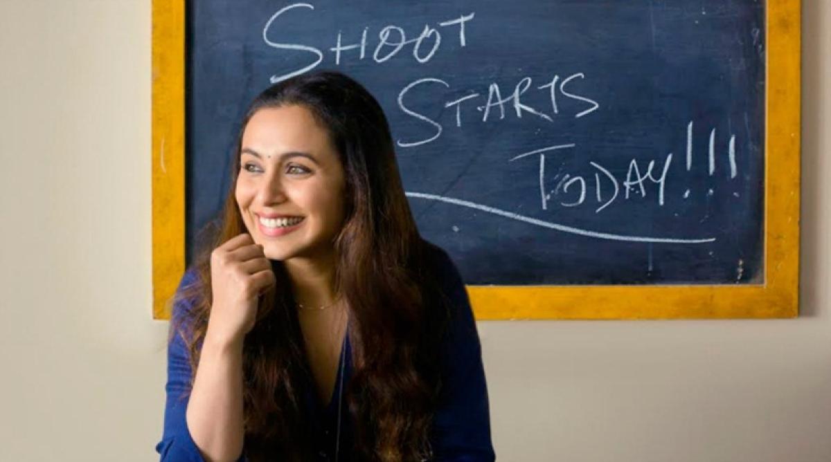 Rani Mukerji's 'Hichki' gets standing ovation at Shanghai film fest