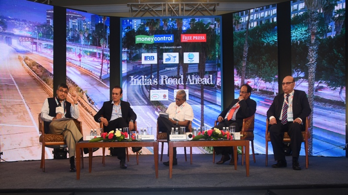 Panel discussion on India's Road Ahead: Prominent Indians deliberate the likely path to success