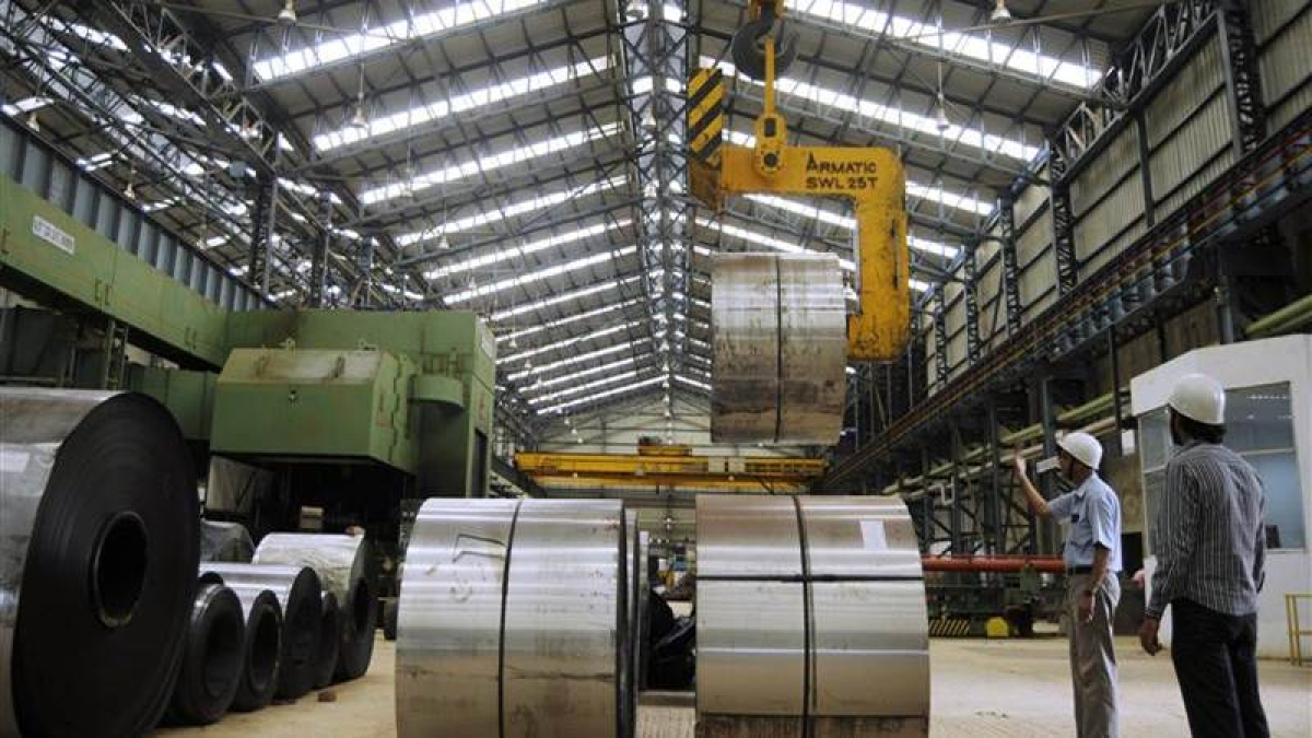 Tata Sponge Iron acquires Usha Martin's steel business