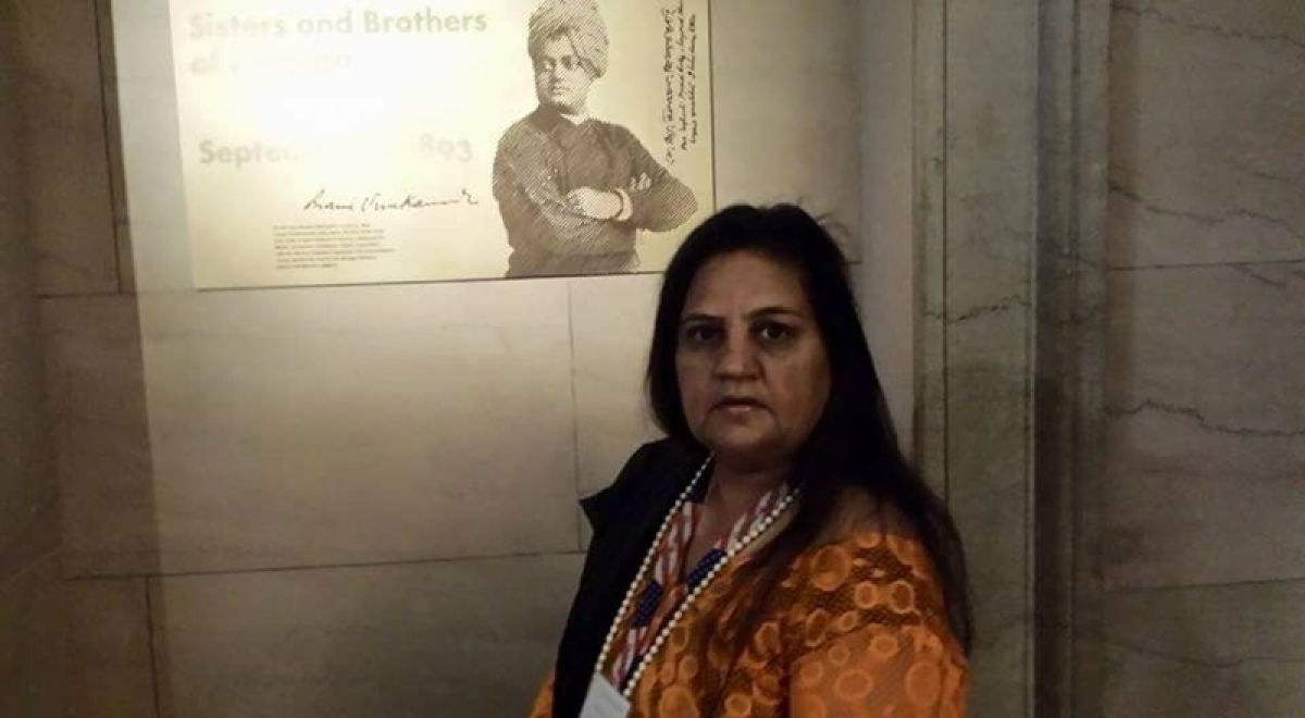 Indian American woman journalist Vandana Jhingan to run for US Congress