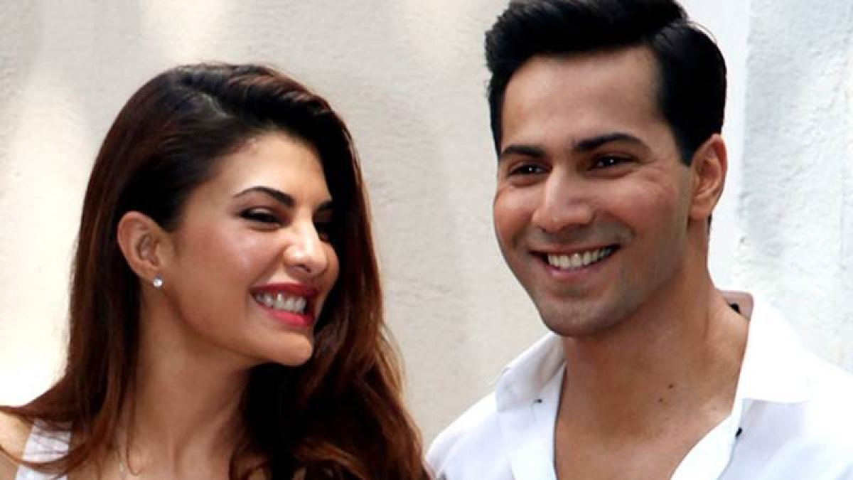 Varun Dhawan finds Jacqueline the frontrunner of Commercial Cinema!