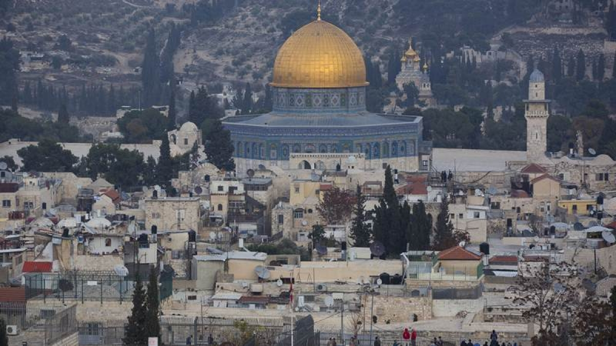 President Donald Trump to recognise Jerusalem as Israel's Capital