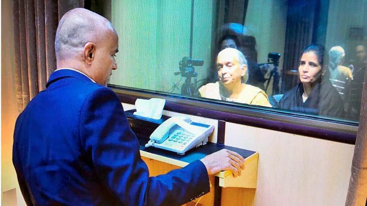 Pakistan grants second consular access to Kulbhushan Jadhav