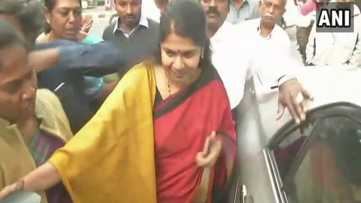 2G Scam: Kanimozhi was case of mistaken identity