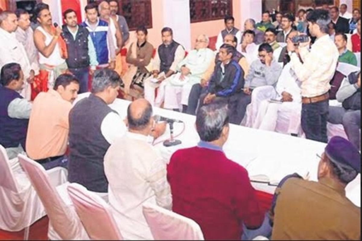 Ujjain: MTMC discusses preparations of Shaiv Mahotsava