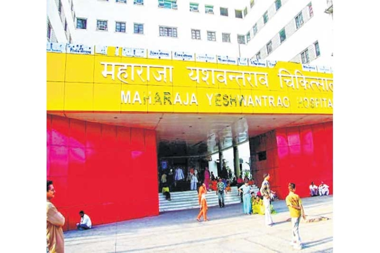 Indore: MY Hospital sitting on a tinderbox