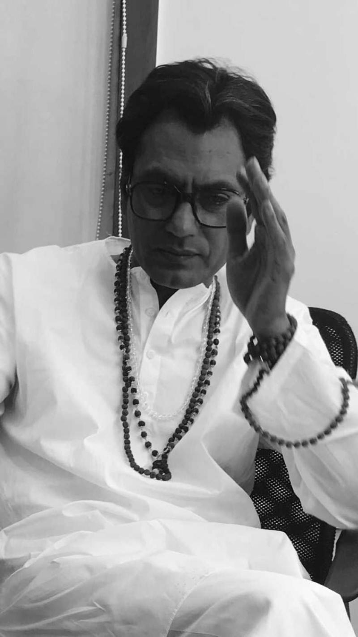 Revealed! First look of Nawazuddin Siddiqui as Bal Thackeray in biopic