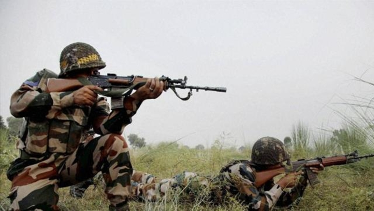Jammu and Kashmir: Two Hizbul terrorists gunned down in encounter with security forces in Kupwara