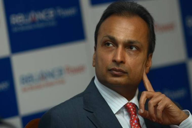 Pay 453 crore or face jail, Supreme Court tells Anil Ambani