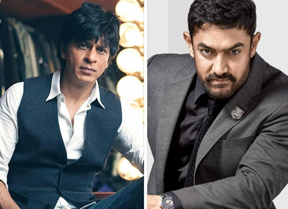 SCOOP: Shah Rukh Khan replaces Aamir Khan in the Rakesh Sharma bio-pic