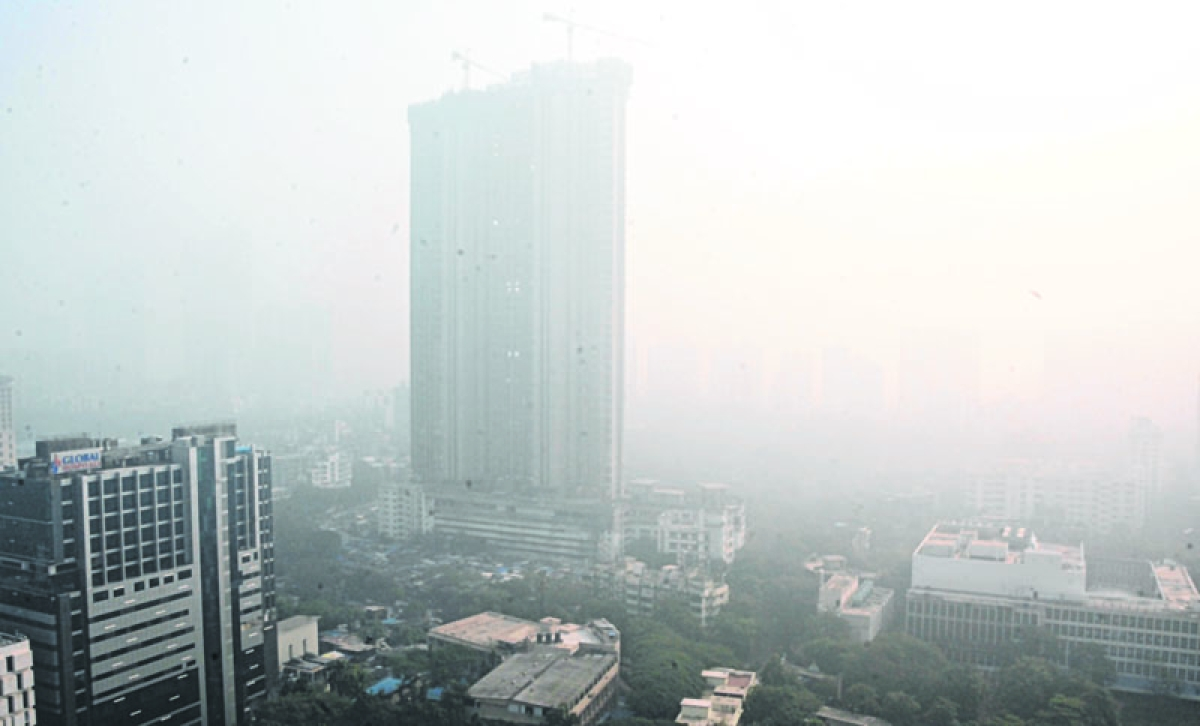 Health scare, fog-like conditions may remain for next 3 days: IMD