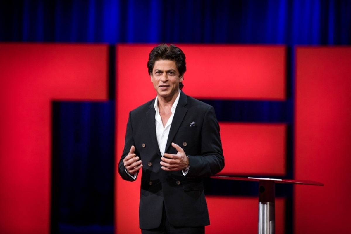 Shah Rukh Khan in TED Talks India says, Ideas are the new cool currency