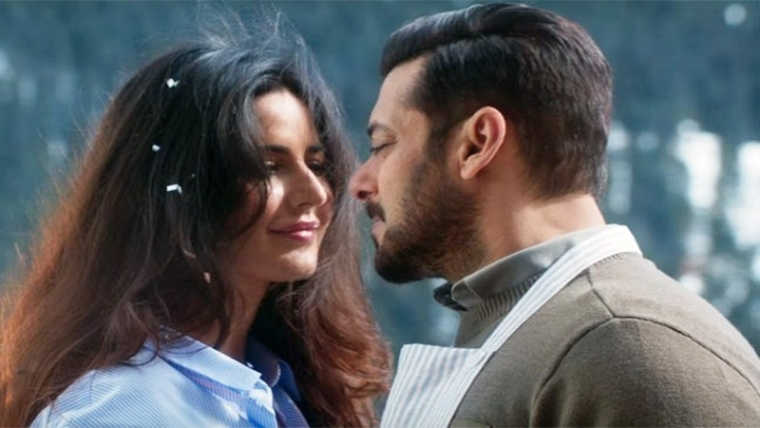 Salman Khan welcomes Katrina Kaif to his 'Bharat' family in unique way; read how