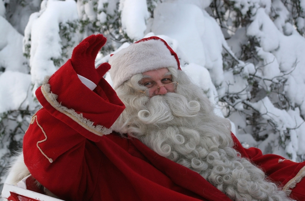 Santa may be at serious health risk: UK experts
