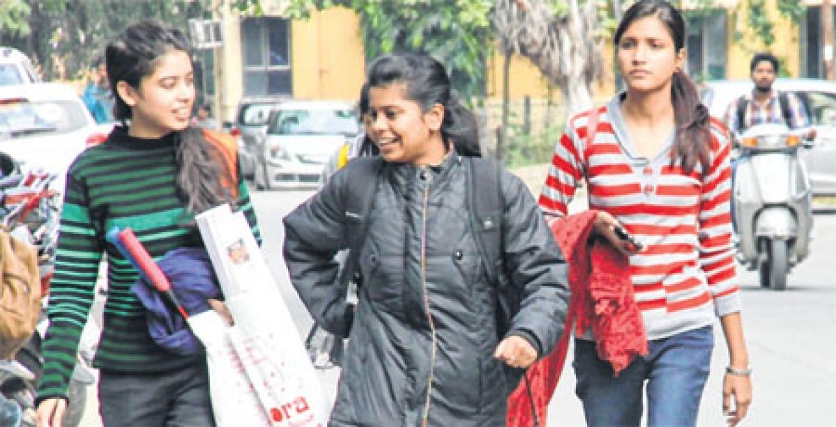 Indore: Santa brings coldest night so far @ 9.2°C