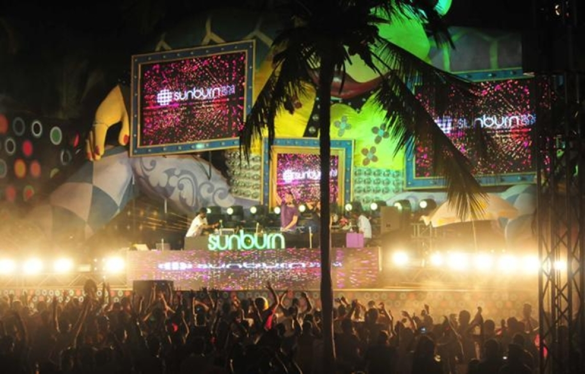 Sunburn City Festival is happening in Mumbai, here's all about it!