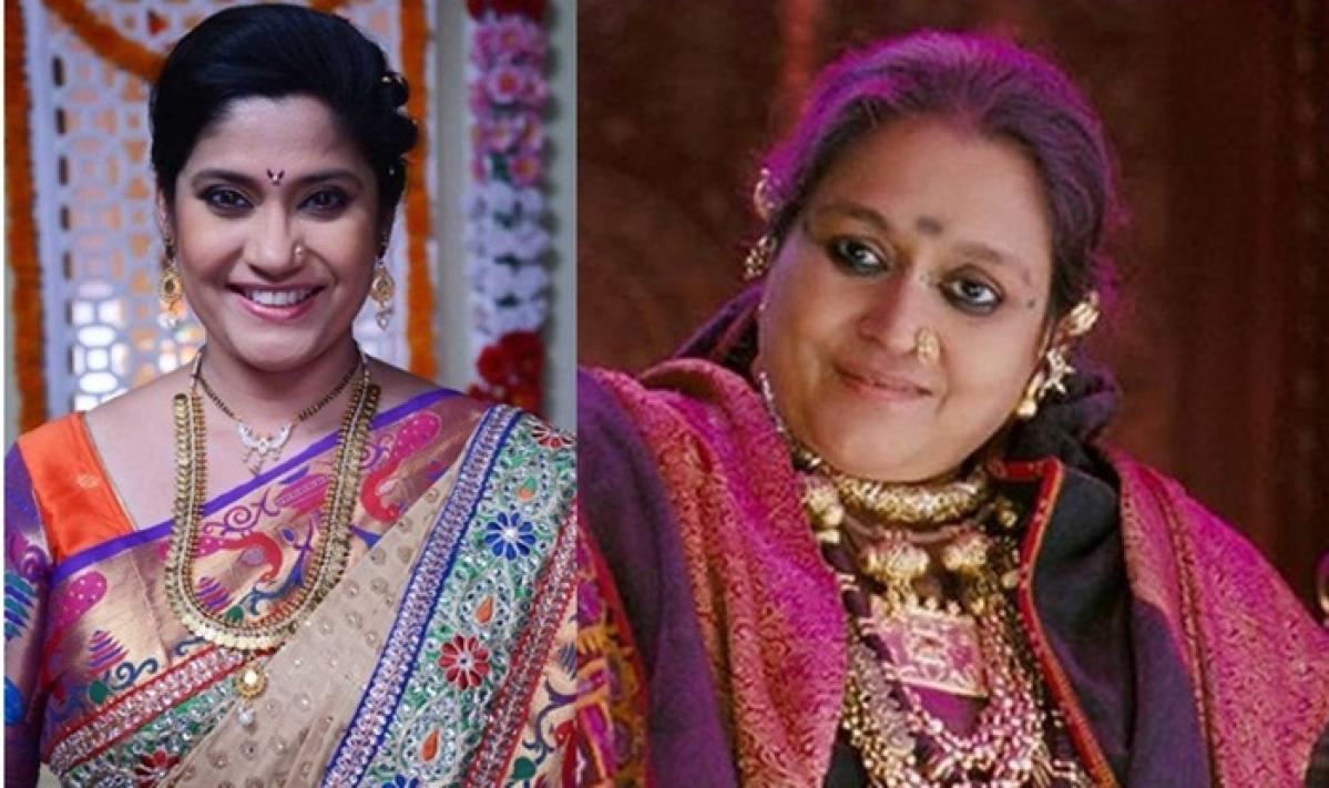 Supriya's '…Ram-Leela' character Renuka's favourite lady don