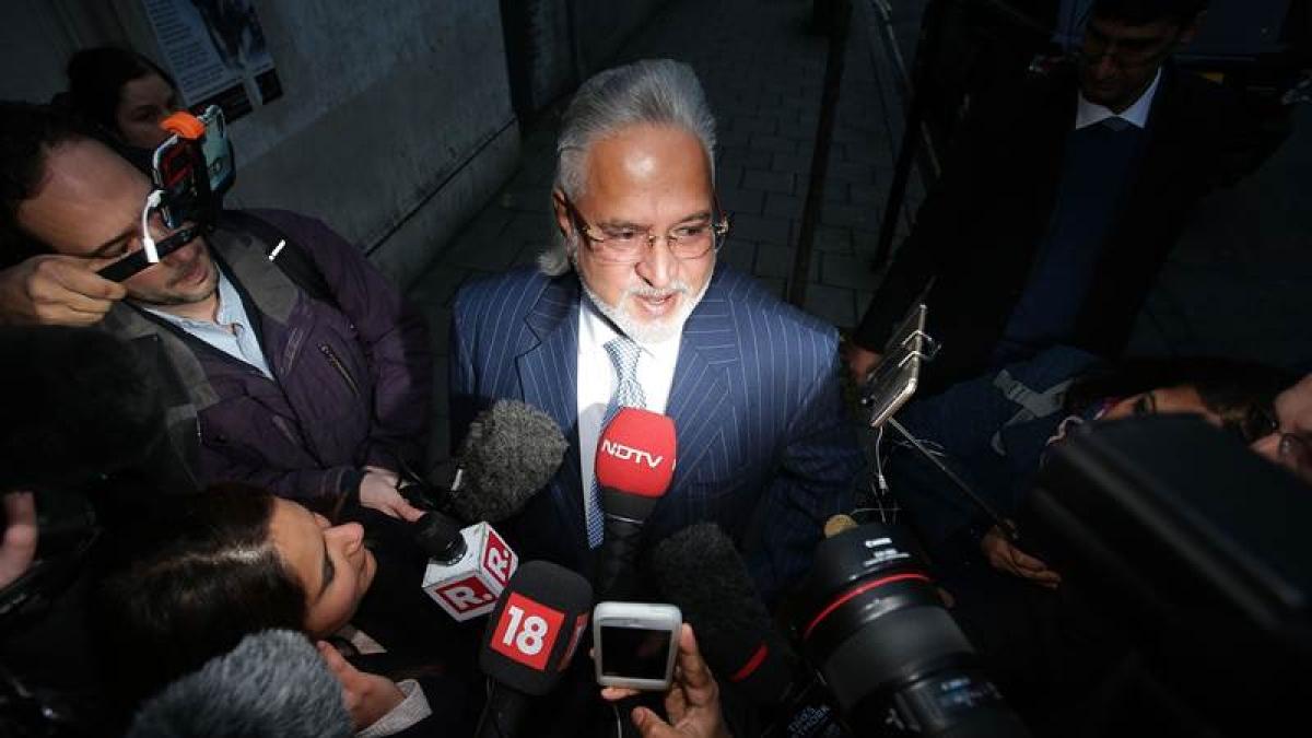 Vijay Mallya denies 'plea bargain' allegations by ED official