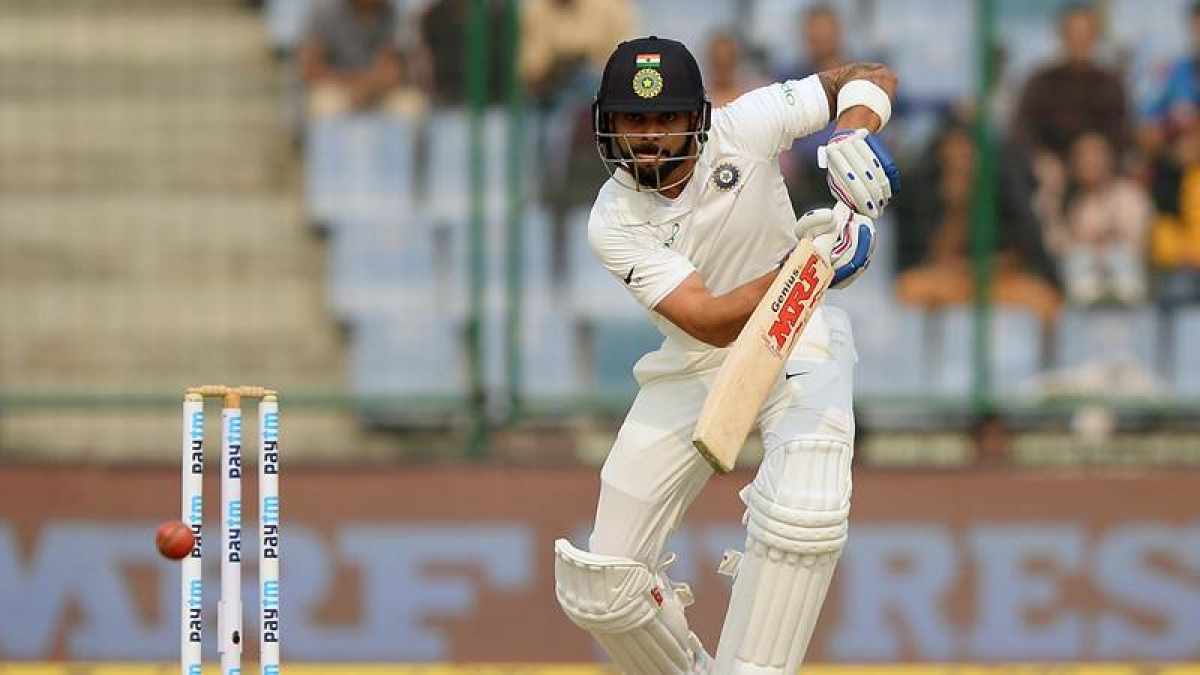 Job satisfaction is most in Test cricket: Virat Kohli