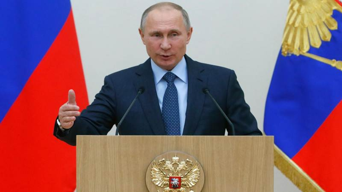 Russian President Vladimir Putin ordered downing of plane during Sochi Games