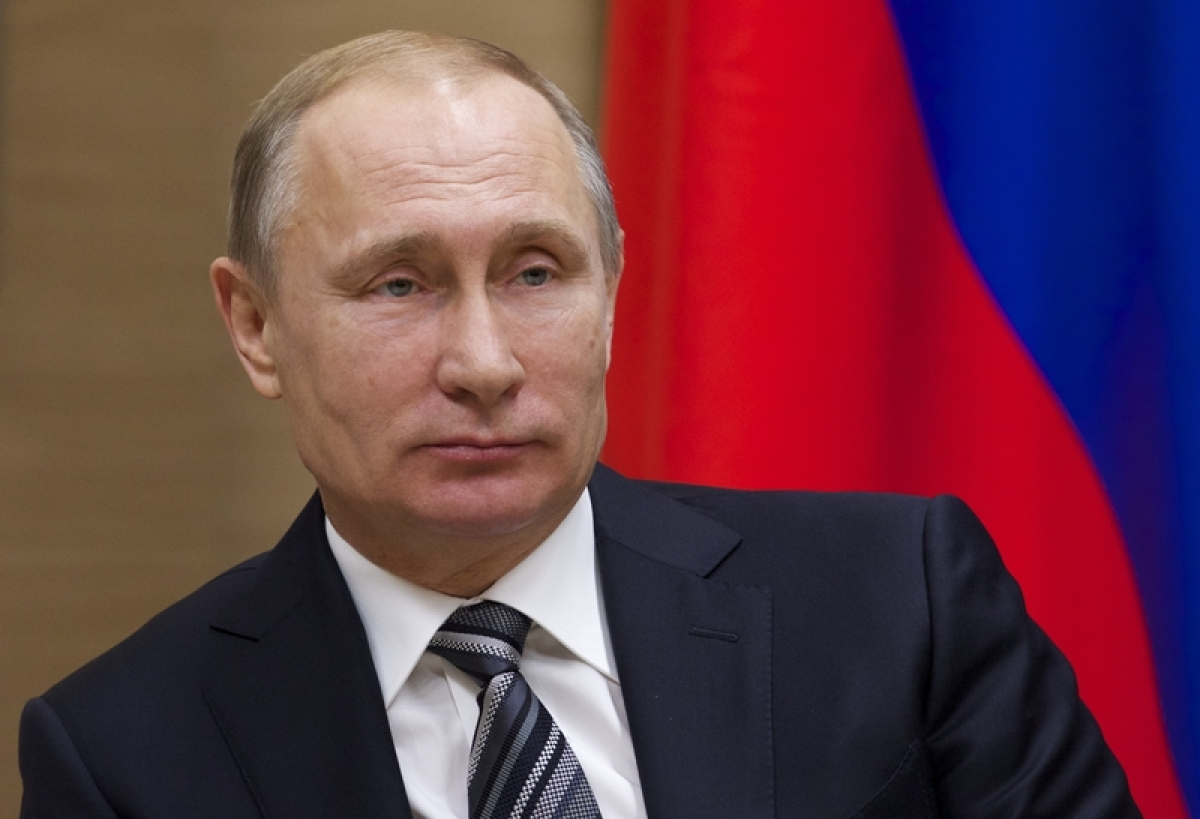 Putin urges citizens to vote in presidential election