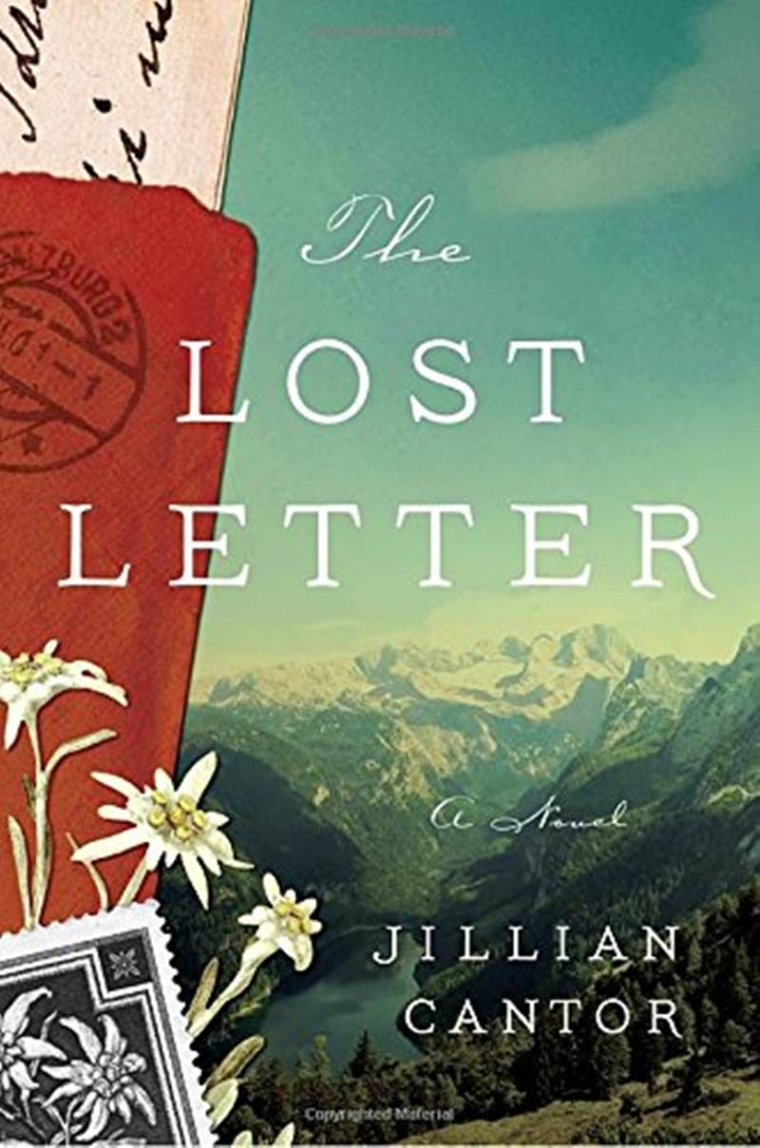The Lost Letter by Jillian Cantor: Review