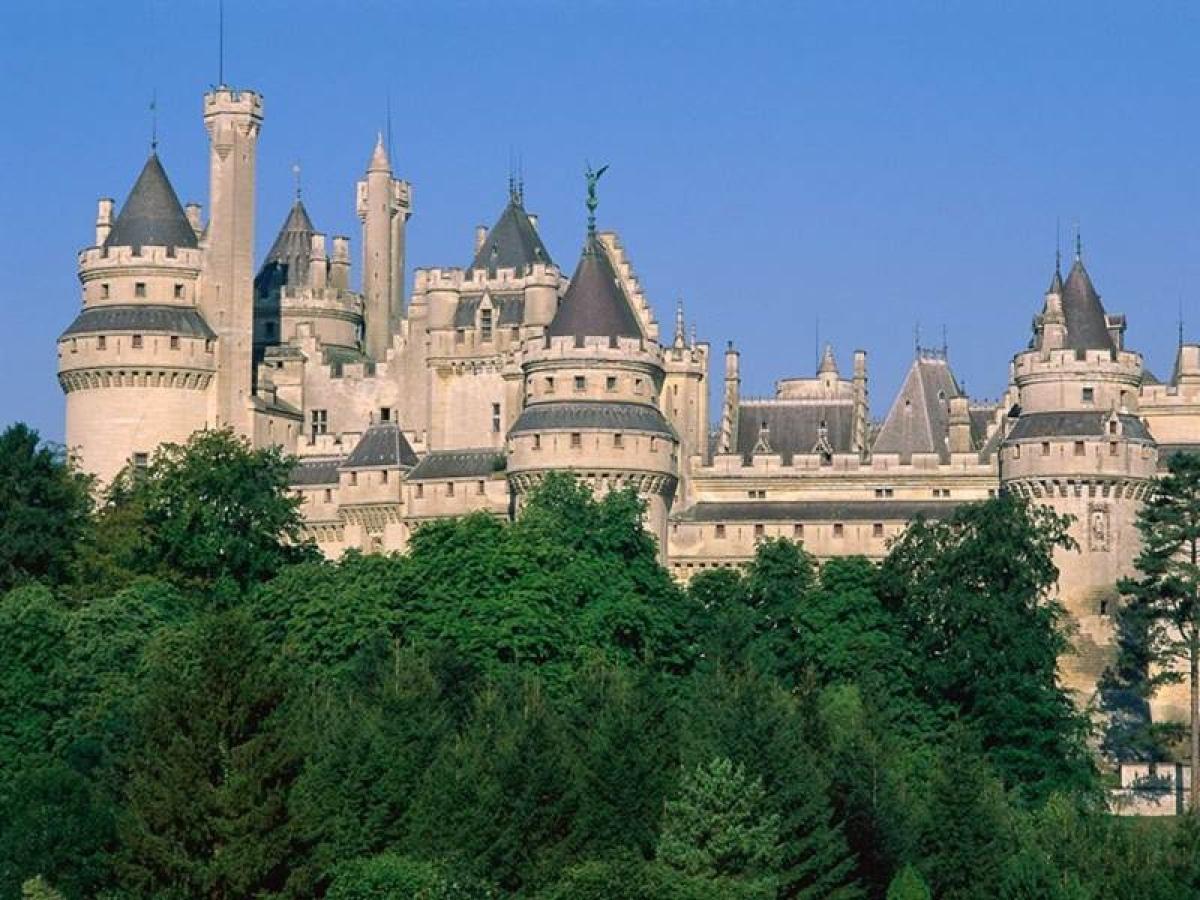 Compiegne Palace