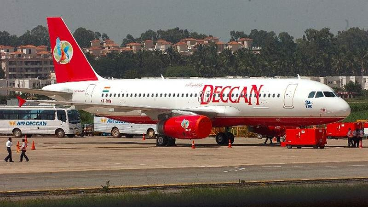 Coronavirus hits aviation industry: Air Deccan ceases operations 'until further notice', employees put on sabbatical without pay
